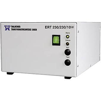 Thalheimer ERT 230//230/6W Isolation transfomer (fixed voltage) 1380 VA No. of outputs: 8 x 230 V AC