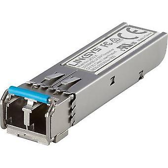 SFP Transceiver Modul 1 Gbit/s 10 km Linksys LACGLX Modul Typ LX