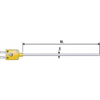 Immersion probe B+B Thermo-Technik K625C0150-10 -200 up to +1100 °C