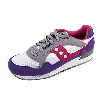 Saucony Shadow 5000 White/Purple S60033-66