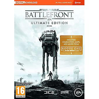 Star Wars Battlefront Ultimate Edition PC Game