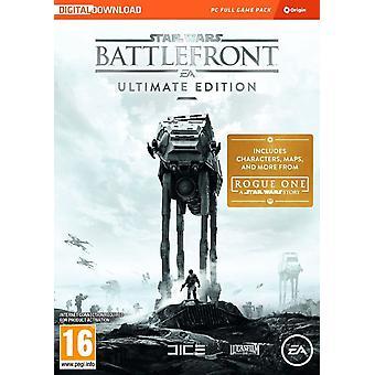 Star Wars Battlefront-Ultimate Edition-PC-Spiel