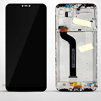 For Xiaomi MI A2 Lite display full LCD unit touch with frame spare parts repair black new