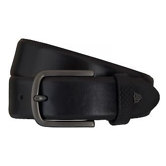 ROY ROBSON Cinture cinture in pelle Cintura uomo 7617 Navy/Blue
