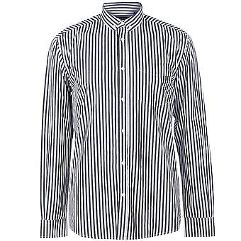 Pierre Cardin Mens C Bold St LSht Long Sleeve Casual Shirt