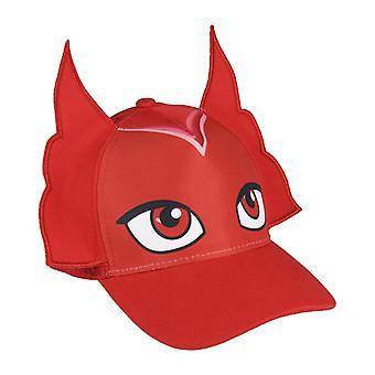 PJ masker Pyjamashjältarna premie Baseball Cap en størrelse Ugglis