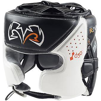 Соперник бокс RHG10 Intelli-Shock d30 головной убор - черный/белый