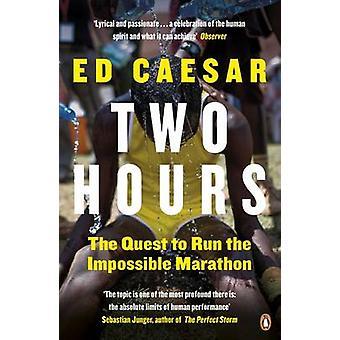 Zwei Stunden von Ed Caesar - 9780670921904 Buch