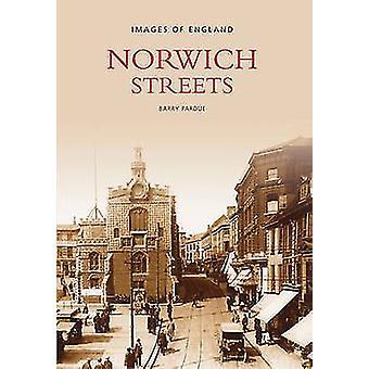 Ulice Norwich przez Barry Pardue - 9780752435053 książki