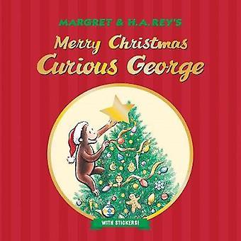 Joyeux Noël - Curious George (avec autocollants) par H. A. Rey - 97813