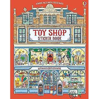 Dom lalki naklejka książki Toyshop przez Dom lalki naklejka książki Toysho
