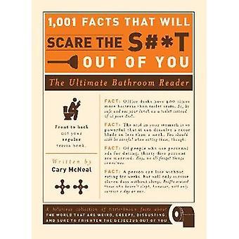 1 - 001 fakta som kommer att skrämma S ** t ur dig - den ultimata badrum