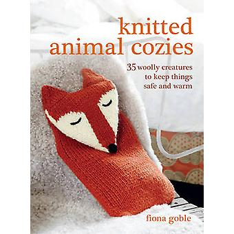 Knitted Animal Cozies - 35 Woolly Creatures to Keep Things Safe and Wa