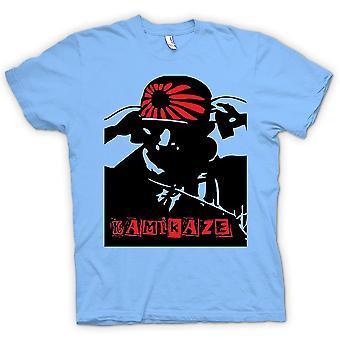 Koszulka męska - Kamikaze japońskie - WW2 wojny