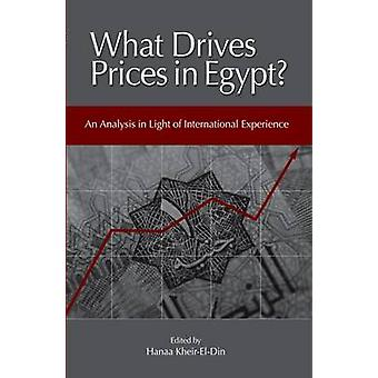 What Drives Prices in Egypt? - An Analysis in Light of International E