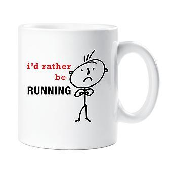 Mens je serait plutôt courir tasse