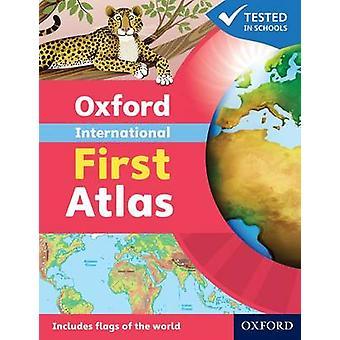 Oxford międzynarodowych pierwszy Atlas - 2011 przez Patrick Wiegand - 978019848