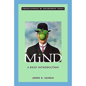 Mente - uma breve introdução por John R. Searle - 9780195157345 livro