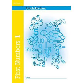First Numbers Book 1 by Anne Evans - 9780721708928 Book