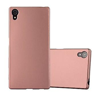Cadorabo Case for Sony Xperia Z5 Case Cover - Flexible TPU Silicone Case Case Ultra Slim Soft Back Cover Case Bumper