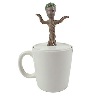 Guardians Of The Galaxy Baby Dancing Groot MugMulticoloured