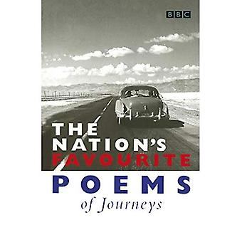 The Nation's Favourite Poems of Journeys (Poetry)