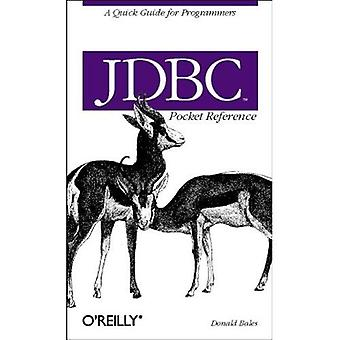 Référence de poche JDBC