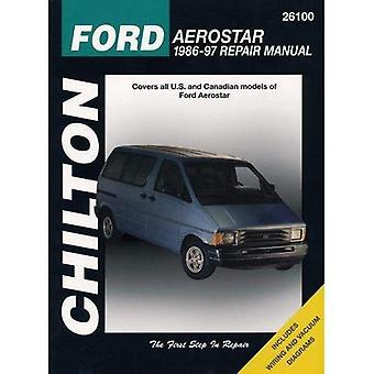 Ford Aerostar, 1986-97