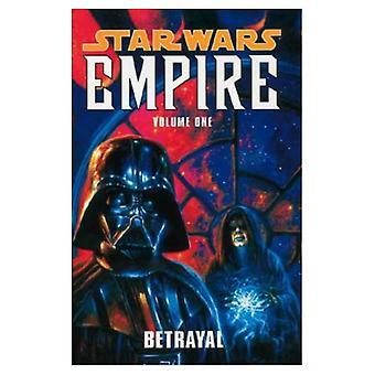 Star Wars: Imperio vol.1: traición