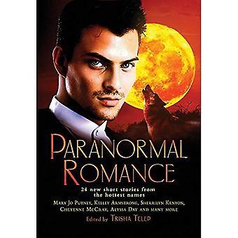 De mammoet boek van paranormale romantiek (mammoet boek van)