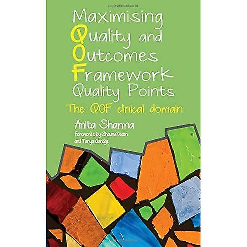 Maximising Quality and Outcomes Framework Quality Points  The QOF Clinical Domain