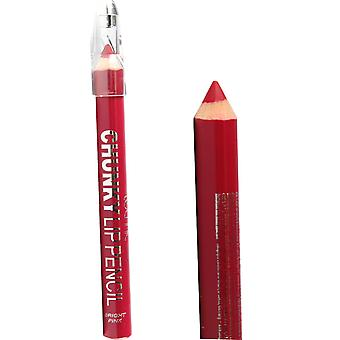 Technic Chunky Thick Lip Liner Pencil Bright Pink