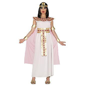 Womens Egyptische Fancy Dress kostuum