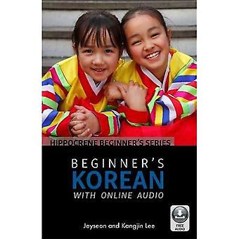 Beginner's Korean with Online Audio