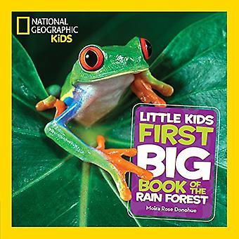 Petits enfants première Big Book of the Rain Forest (premier gros livre) (premier gros livre)