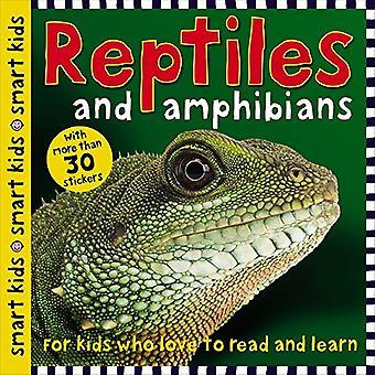 Smart Kids Sticker Reptiles� (Smart Kids Sticker Books)
