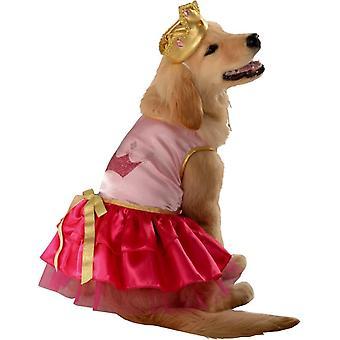 Искриться Королева Pet костюм