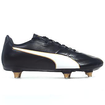 PUMA Classico C SG Soft Ground Männer Fußball-Boot Schuh schwarz