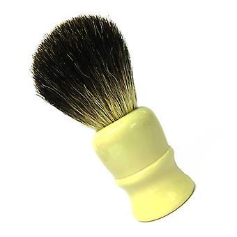 Souveräne Pure Badger Shaving Brush Elfenbein