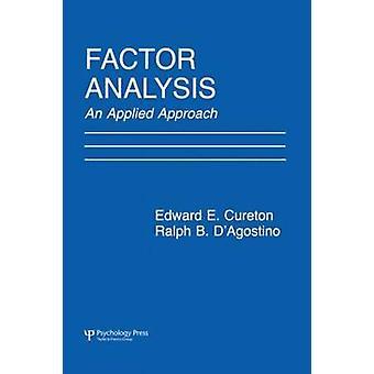 Analisi fattoriale un approccio applicato da Cureton & Edward E.