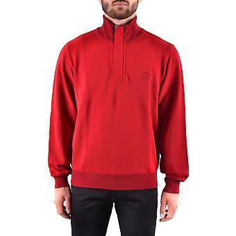 Paul & Shark Red Wool Sweater