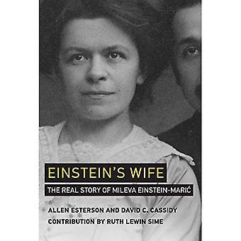 Esposa de Einstein: la verdadera historia de Mileva Einstein-Maric (MIT Press)