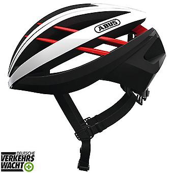 Abus Aventor sykkel hjelm / / red blaze