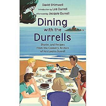 Ruokailu Durrells: tarinoita ja reseptejä Cookery Arkisto rouva Louisa Durrell