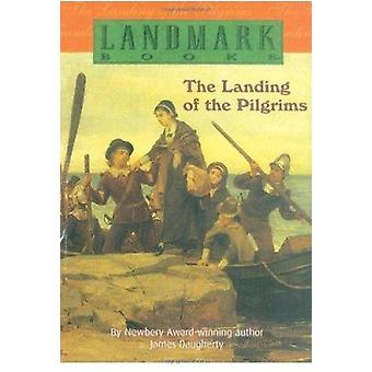 The Landing of the Pilgrims by James Daugherty - 9780394846972 Book