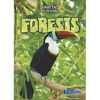 Forests by Claire Llewellyn - Nicholas Lapthorn - 9781410946041 Book