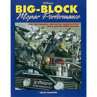 Bib Block Mopar Performance - High Performance and Racing Modification