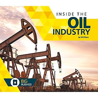 Inside the Oil Industry by Wil Mara - 9781680783728 Book