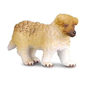 CollectA grov haired Collie Puppy