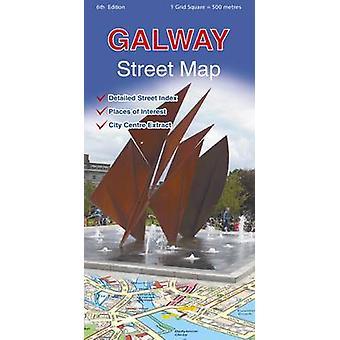 Galway Street Map by Ordnance Survey Ireland-9781908852731 Buch